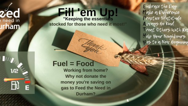 January 2021 Fill'em Up Campaign