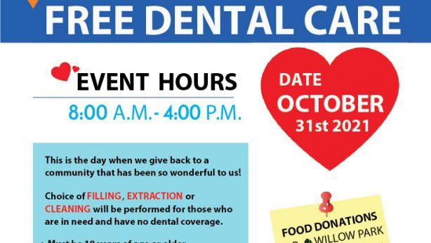 Taunton Village Dental – Free Dental Care